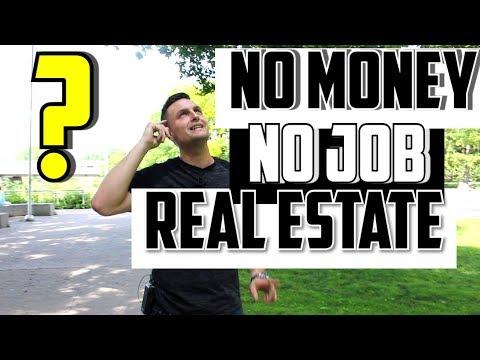 , title : 'No Money No Job Real Estate Investing - Adam's Backstory and Calling Grant Cardone