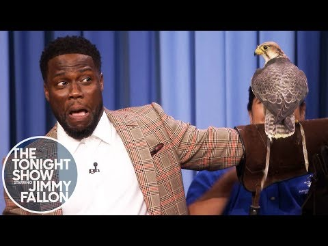 Kevin Hart Is Terrified of Robert Irwin's Animals
