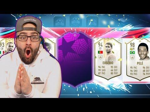 OMG I GOT THE RAREST CARD IN DRAFT!? FIFA 19 Ultimate Team Draft