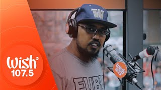 """Filipino rapper Zaito performs his song """"Tagumpay"""" live on the Wish 107.5 Bus! Lifted off his 2015 album """"Ganti ng Patay,"""" the track is the artist's attempt to define what """"success"""" means — on a personal level and even beyond.    Follow Wish 107.5's social media accounts!   Facebook: https://facebook.com/WishFM1075/  Twitter: https://twitter.com/Wish1075  Instagram: https://www.instagram.com/wish1075/    Visit Wish 107.5's awesome official website: www.wish1075.com.  Stream this song on Spotify: https://open.spotify.com/track/1zGW3dATq2MkSvrLtGuFiN  Follow Zaito on social media: Facebook: https://www.facebook.com/OfficialZAITO/ Twitter: https://twitter.com/TheZaitoShow Spotify: https://open.spotify.com/artist/35lTa233JxizbmSBOpZsgF #WISHclusive  *** Wish 107.5 is an all-hits FM radio station based in Quezon City, Philippines. It has truly gone out, beyond the conventional, to provide multiple platforms where great Filipino talents can perform and showcase their music. With the Wish 107.5 Bus, people now don't need to buy concert tickets just to see their favorite artists perform on stage.    However, innovation doesn't stop in just delivering the coolest musical experience — Wish 107.5 has set the bar higher as it tapped the power of technology to let the Filipino artistry shine in the global stage. With its intensified investment in its digital platforms, it has transformed itself from being a local FM station to becoming a sought-after WISHclusive gateway to the world.  For more information, visit www.wish1075.com. For all-day and all-night wishful music, tune in via your radio or download the Wish 107.5 app (available for both iOS and Android users).  Feel free to SHARE this video but DO NOT REUPLOAD. Thank you!"""