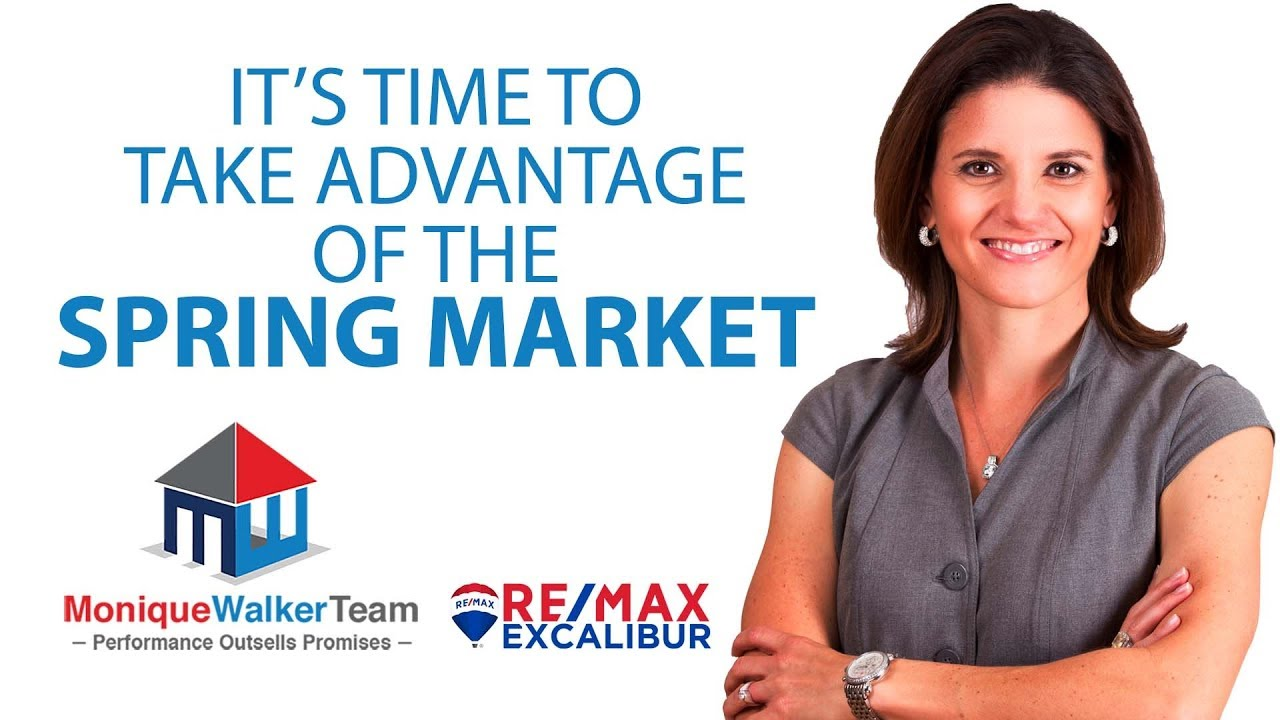 Are You Ready to Take Advantage of the Spring Market?