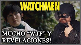 Watchmen Episodio 7 | Análisis y teorías!
