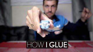 Timo Boll - How I glue(complete)