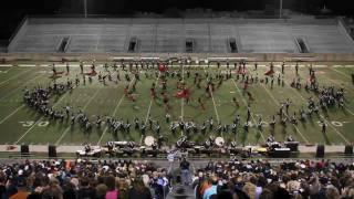 "LD Bell Band 2011 ""The Circle's Edge"""