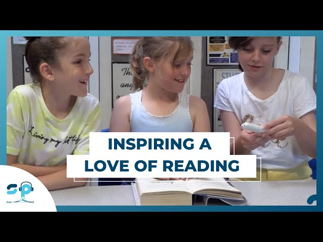 ReaderPenUK|Videos|Ladybrook School ReaderPen