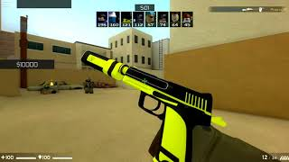 COUNTER BLOX REMASTERED DEATHMATCH FULL MATCH #4