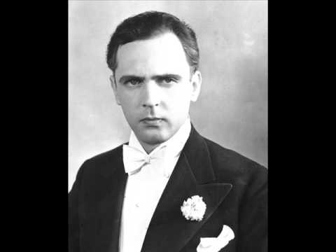 Aleksander Żabczyński - Skończona pieśń (1931)