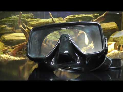Маска для дайвинга BS Diver Axe Video #1