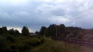 preview picture of video 'EP07-338 wyjeżdza z Kuźnicy'