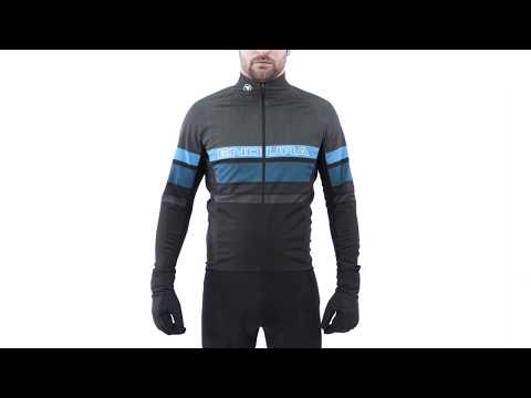 Endura Pro SL HC Windproof Jakke video