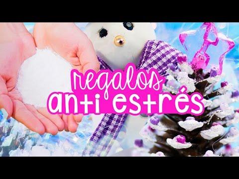 Haz Regalos De Navidad Antiestrés Caseros