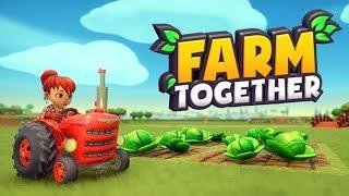 BİRLİKTE ÇİFTÇİLİK YAPTIK - FARM TOGETHER