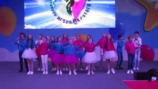 Хор Академии Игоря Крутого Она Одна Страна  МультиМир 04 06 2016