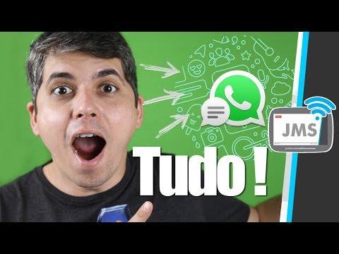 Guia: Como Recuperar as Mensagens Apagadas do Whatsapp