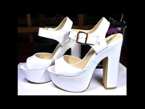 Shoe Review & UnBoxing Windsor Smith Macie Heels