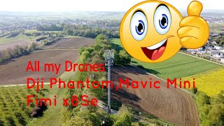 Big Footage, Dji Phantom, Mavic Mini, Fimi x8 Se, Drone, Drohnenvideo, cool, GREAT FLY фото