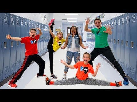 Being Awesome! Ninja Kidz Music Video