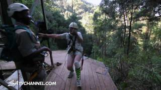 preview picture of video 'MIDLANDS MEANDER CANOPY TOURS'