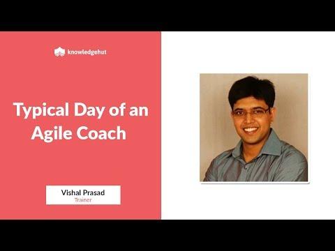 Typical Day of an Agile Coach | Agile Coach Training - YouTube