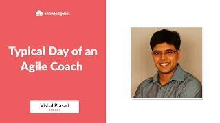 Typical Day of an Agile Coach | Agile Coach Training