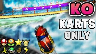 Mario Kart Wii - ONLY Karts KNOCKOUT Tournament (ft. FearsomeFire)