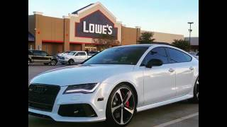 Audi Power - Audi RS7 700HP 💙