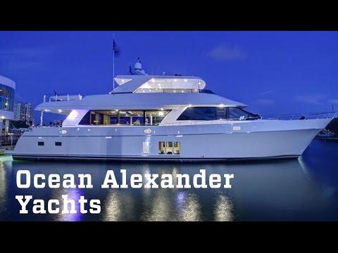2020 Ocean Alexander                                                              85 Motoryacht Image Thumbnail #1