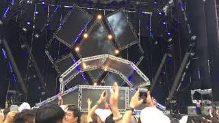 Nicky Romero - Heaven @Ultra Taiwan 2018