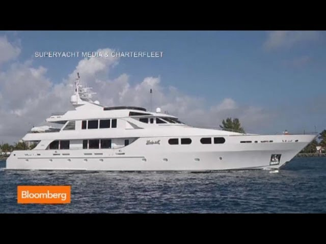 'Wolf of Wall Street' Yacht Costs You $125K/Week