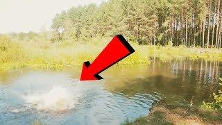 Озеро-убийца? Самые опасные водоемы в мире. На это стоит посмотреть