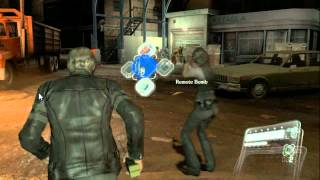 Resident Evil 6 Walkthrough (Leon Campaign) Pt.5 - Black Ops Zombies?