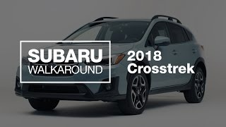 All-new 2018 Subaru Crosstrek (Subaru Official Walk Around Tour)