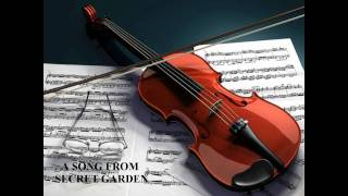 Lời dịch bài hát Song From a Secret Garden - Secret Garden