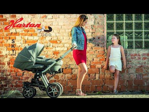 Hartan Kinderwagen Sky GTS