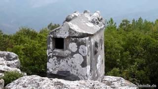 preview picture of video 'Lamos (Adanda-Kalesi) in Kilikien'