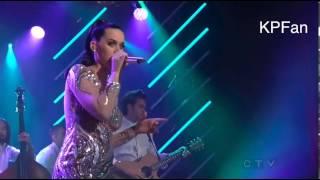 Katy Perry - Dark Horse (live acoustic @ Virgin Mobile Mod Club Toronto Canada 2013)