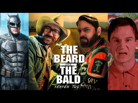 The Beard & The Bald - Talking Batfleck out, Liam Neeson Controversy, Alita & more!