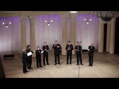 Мужской хор Оптина Пустынь. Д.С. Бортнянский. Концерт № 32