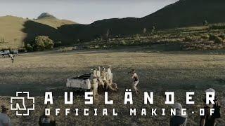 Rammstein   Ausländer (Official Making Of)