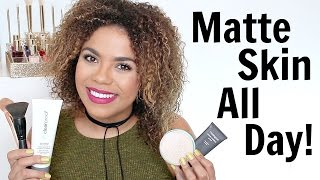 Oily skin just met its match Check out Samantha Jane Youtubes complete