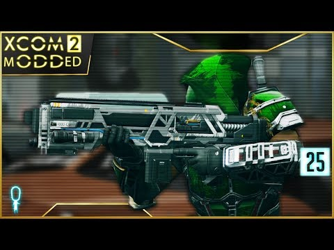 From 0 - 200 REAL QUICK - XCOM 2 War of the Chosen Legend Modded - Part 25