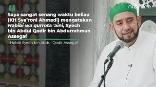 Habib Syech: KH Sya'roni Ahmadi Sakit pun Masih tetap Berdakwah