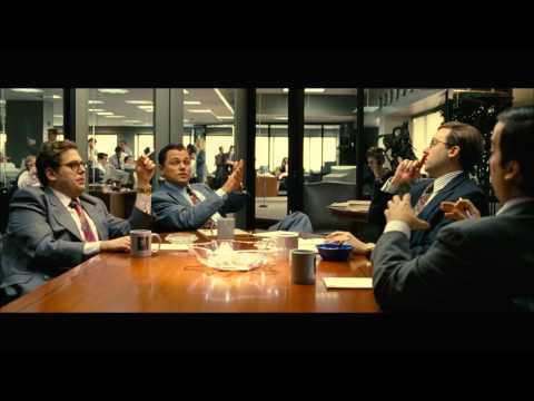 Trailer El lobo de Wall Street