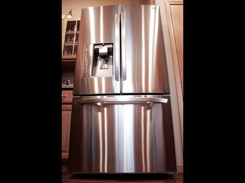 LG LFX31925ST French Door Refrigerator Review