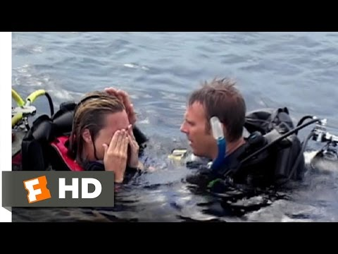 Open Water (5/11) Movie CLIP - Stung by Jellyfish (2003) HD