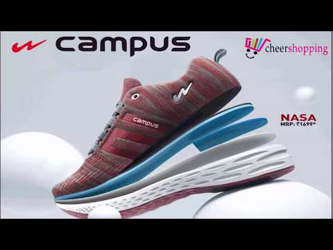 Top 10 Campus Sports Running Shoes | Buy Online | Cheer Shopping