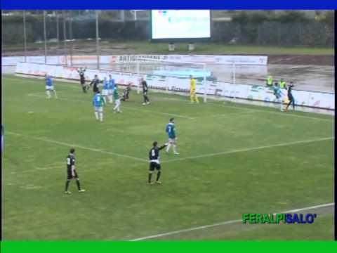 immagine di anteprima del video: FERALPISALO´-ALBINOLEFFE 0-0