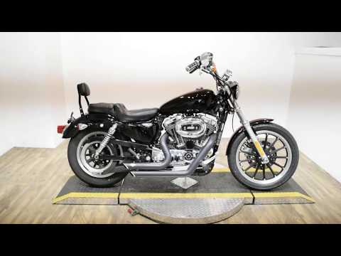 2009 Harley-Davidson Sportster® 1200 Low in Wauconda, Illinois - Video 1
