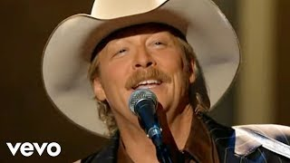 Alan Jackson - Leaning On The Everlasting Arms (Live)