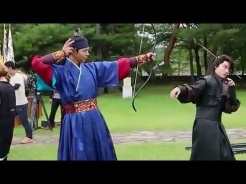 BROMANCE Park Bo Gum & Kwak Dong Yeon (3) Moonlight Drawn by Clouds 브 로맨스 구르미 그린 달빛 - 박보검 & 곽동연